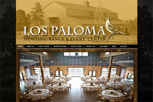 Website Development Los Paloma