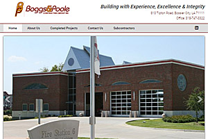 Website Development Boggs & Poole