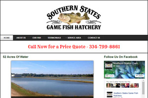 Website Development Southern States